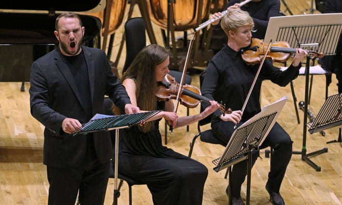 BCMG/Wendeberg review – musical Marxists short on