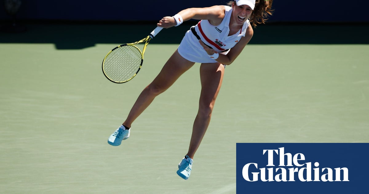 Johanna Konta happy at finally overcoming Margarita Gasparyan at US Open