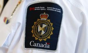 Canada border services agency logo