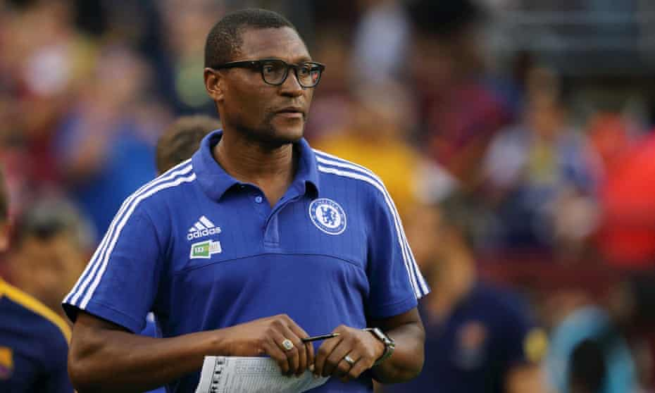 Michael Emenalo has been at Chelsea since 2007.