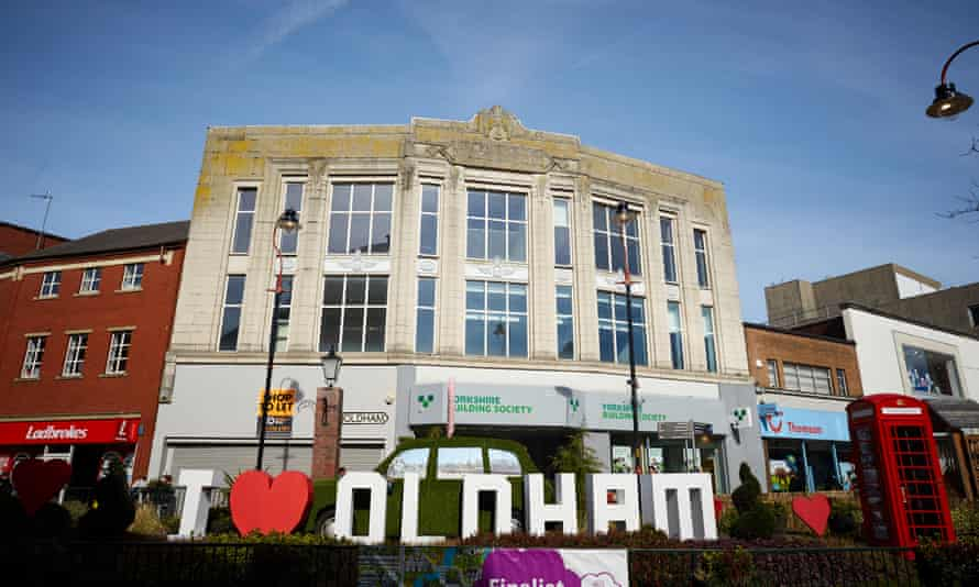 The new measures Oldham is applying will remain in place for two weeks.