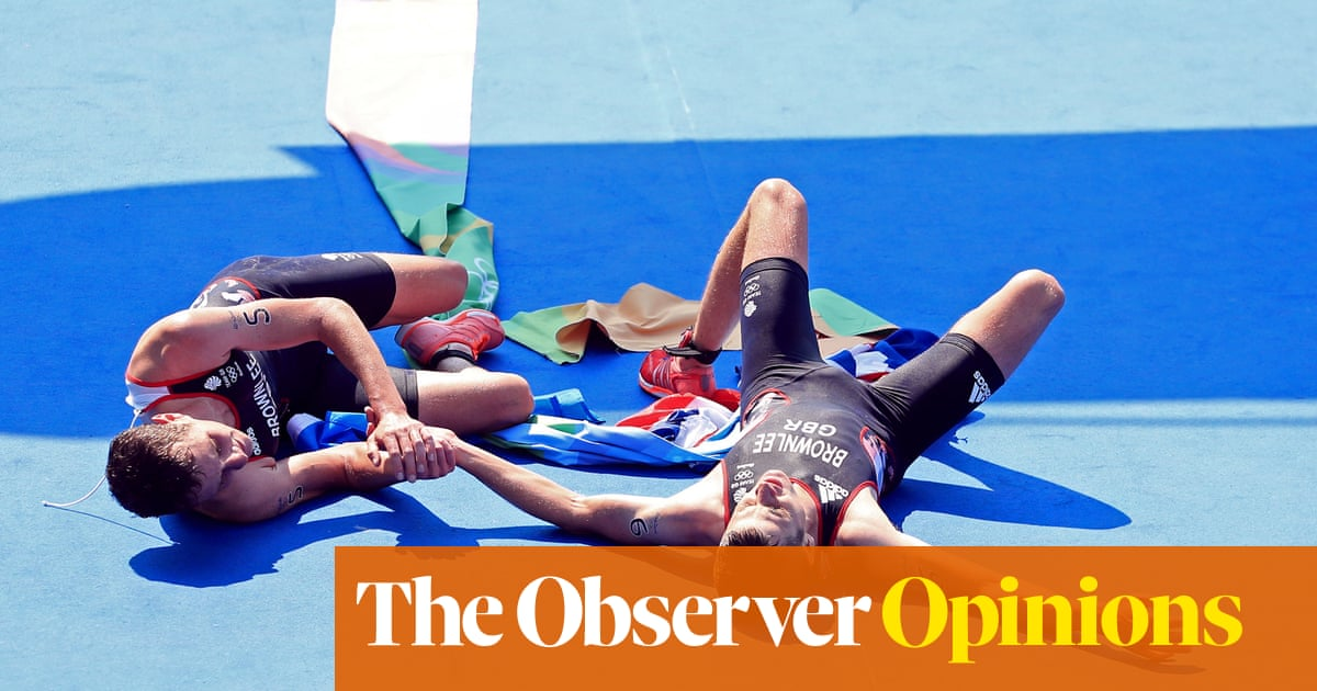 Being born second is the best way to guarantee finishing first | Tim Lewis