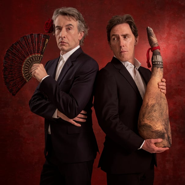 I like it when people think this is real': Steve Coogan and