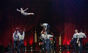 Cirque du Soleil … special treat or contractual obligation?