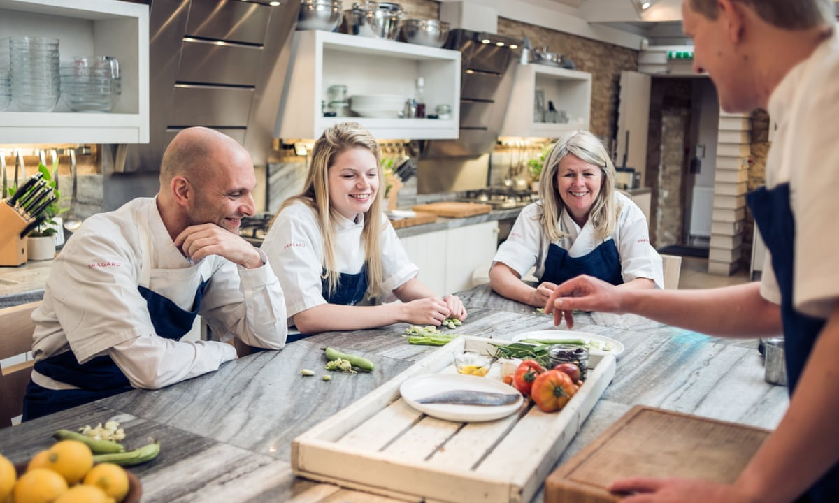 Now You Re Cooking Top Foodie Courses Around The Uk