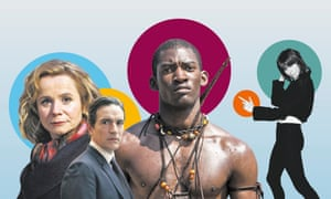 Powerful, urgent television … Apple Tree Yard, Roots and Arena.