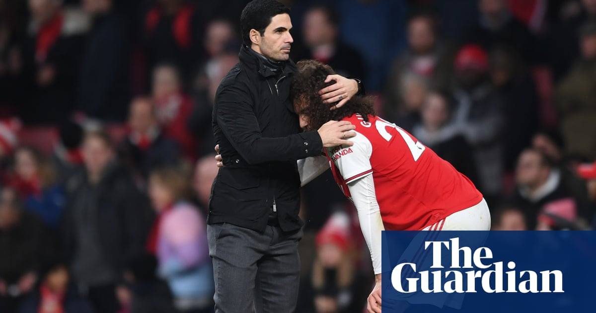 Arsenal's innate fatalism means Chelsea loss may not surprise Arteta | Jonathan Liew