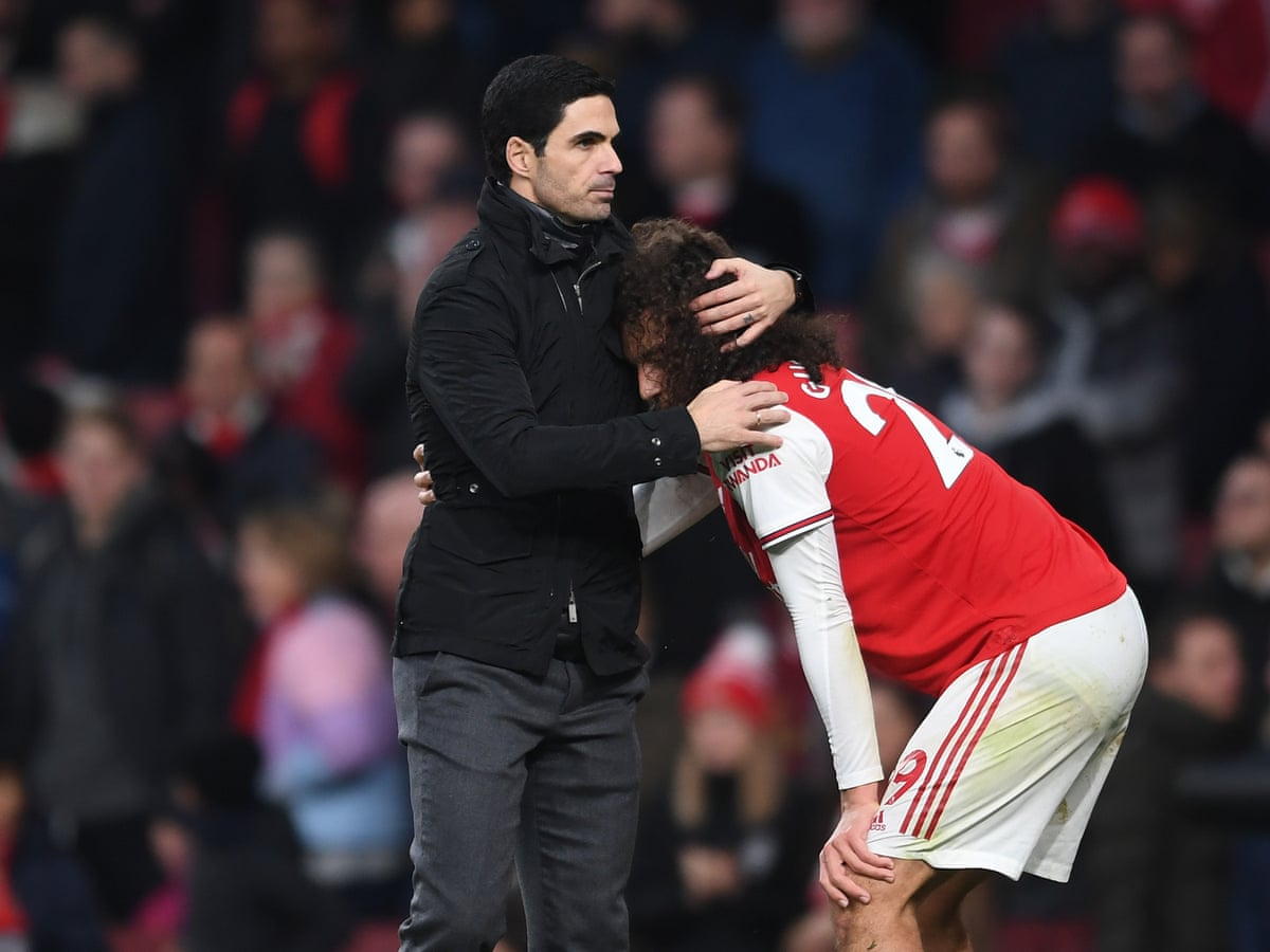 Arsenal S Innate Fatalism Means Chelsea Loss May Not Surprise Arteta Jonathan Liew Football The Guardian