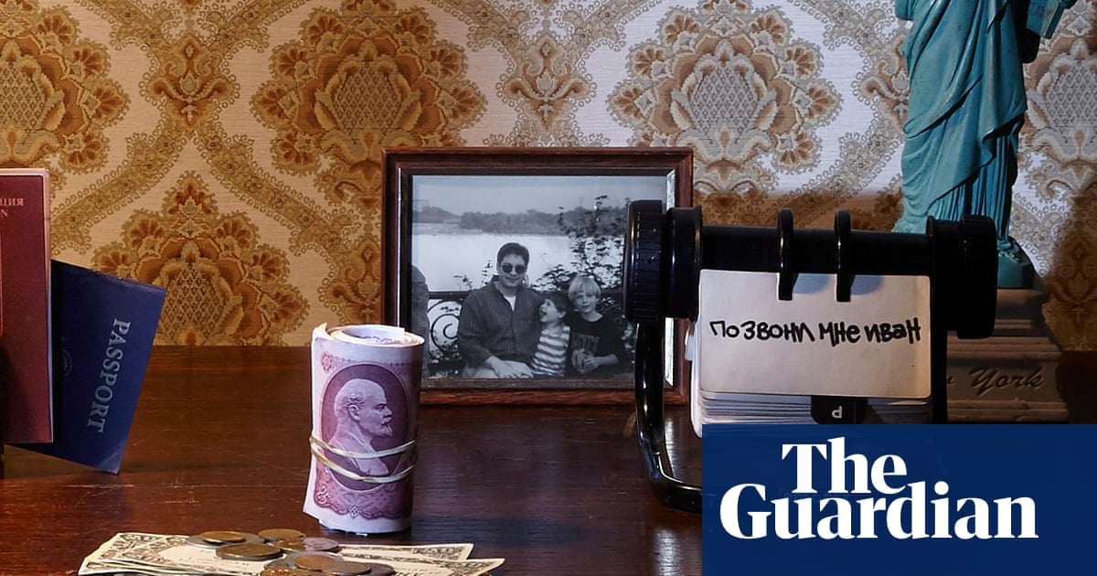 The Day We Discovered Our Parents Were Russian Spies World News
