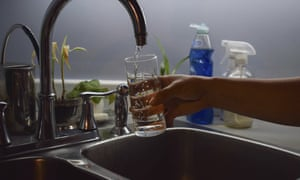 Communities around Houston are warned not to use tap water because of potential contamination.