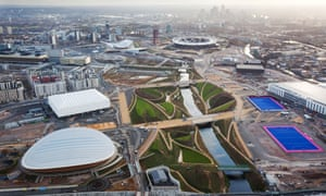 The Olympic Park