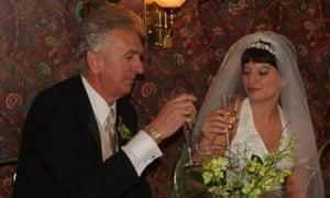 Ronald Brockmeyer and wife Amy