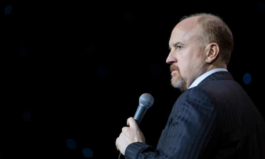 Louis CK was dubbed America's conscience before the allegations emerged.