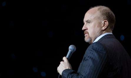 Five women accused Louis CK of sexual misconduct in a New York Times report.