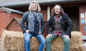 The Hairy Bikers, in lean times