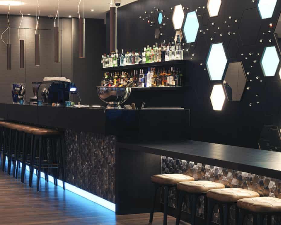 MO London-Tower Hill bar