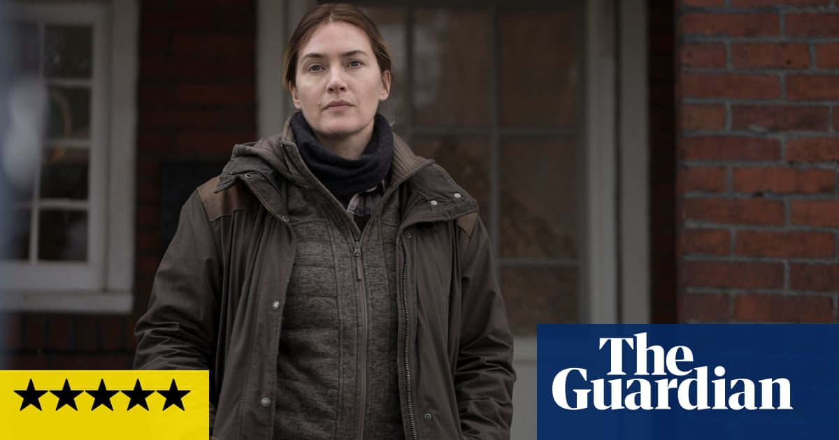 Mare of Easttown review – Kate Winslet triumphs in a moreish murder mystery