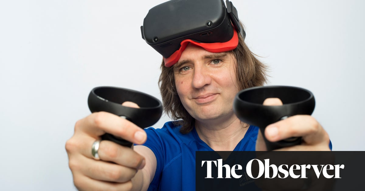 Can virtual reality really get you fit? – The Guardian