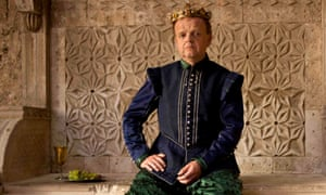 Career-best performance … Toby Jones in Tale of Tales