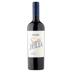 Santa Julia Malbec 2017 13%