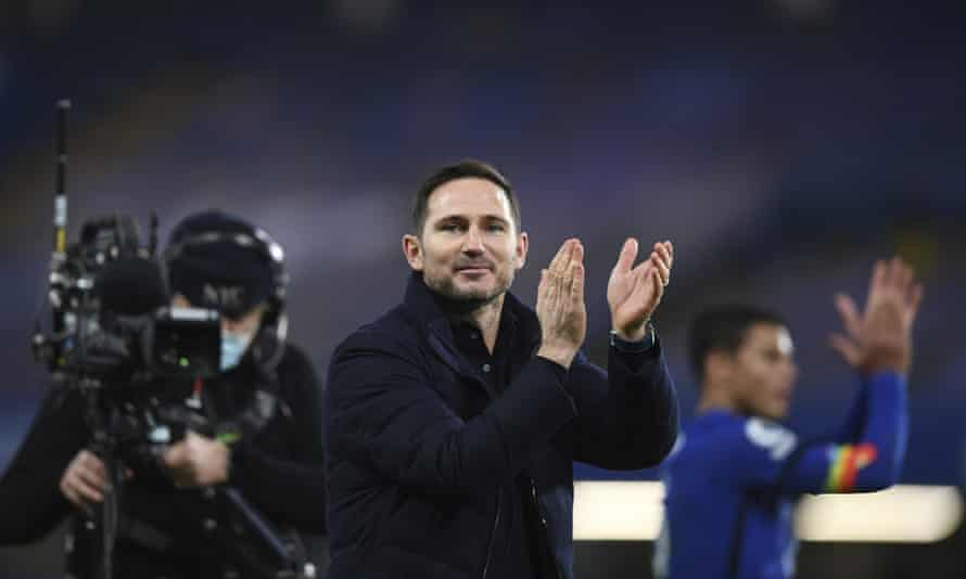 Frank Lampard says it will be hard for Chelsea to revert back to playing matches behind closed doors, as London is placed in tier 3 on Wednesday.