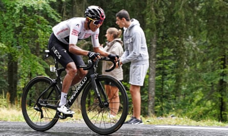 Egan Bernal won last year and will start as favourite