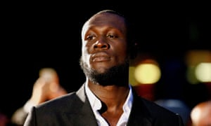 Rapper Stormzy came fifth in the top 100.