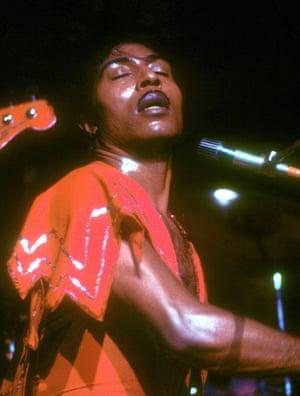 Little Richard in the 70s