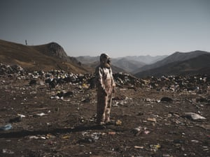 Tajo by Stefano Sbrulli (Italy)Shortlist. Examining the human toll of heavy pollution, Stefano features images of the tainted environment and disenfranchised communities that live near the El Tojo crater, an abundant source of elements and metals in Peru