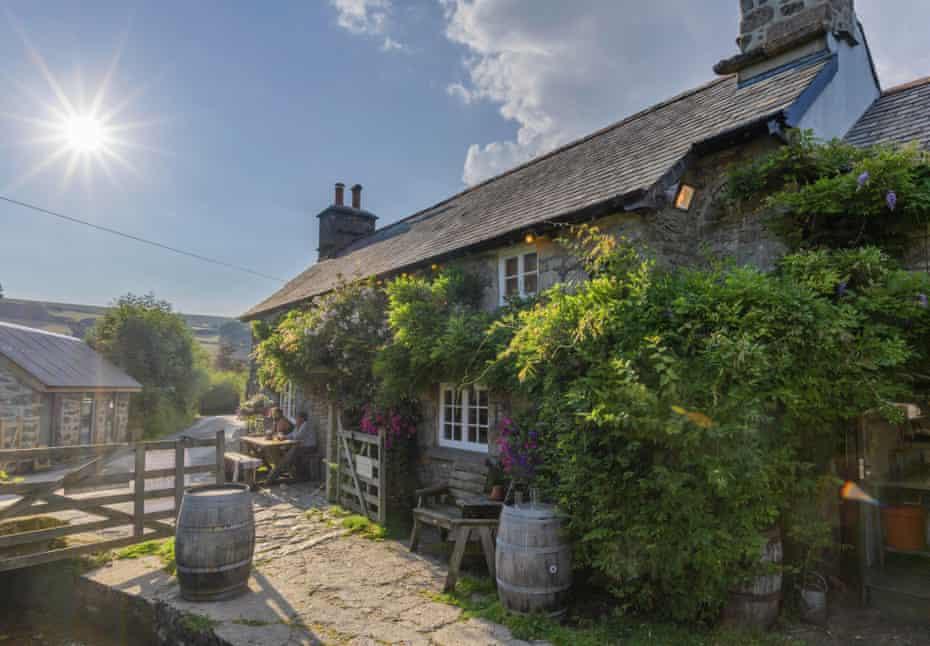 The Rugglestone Inn, Dartmoor NP, Widecombe-in-the-Moor,