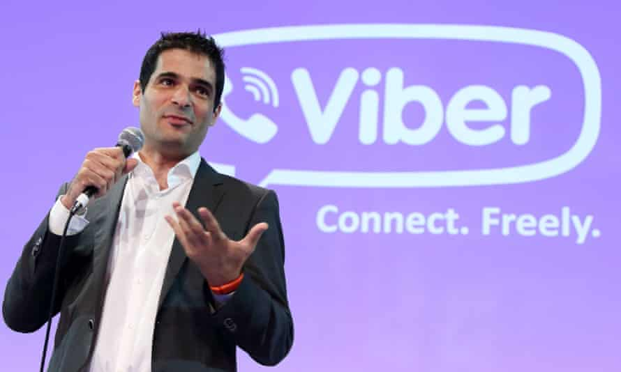Talmon Marco, who took on Skype with Viber, and is now taking on Uber with his new app Juno.