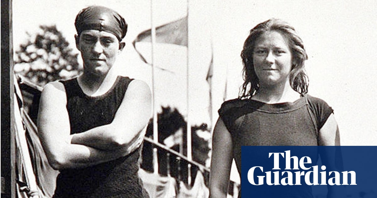 A picture in time: Fanny Durack and Mina Wylie at the 1912 Olympics