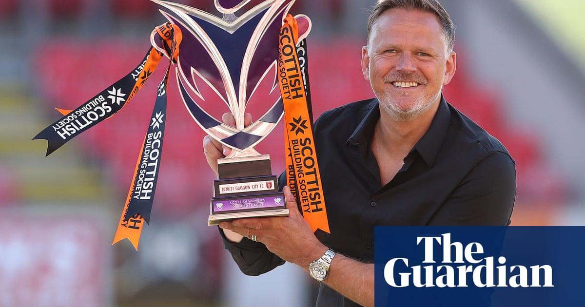 Scott Booth leaves Glasgow City to take Birmingham City Women manager's job