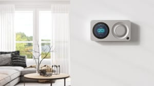 Climate Smart Thermostat by Milieu