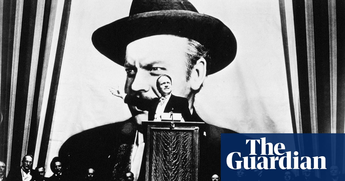 80-year-old review wrecks Citizen Kane's 100% rating on Rotten Tomatoes