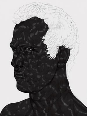 The Treatment by Toyin Ojih Odutola