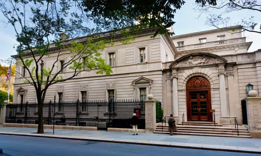 The Frick Collection in New York.