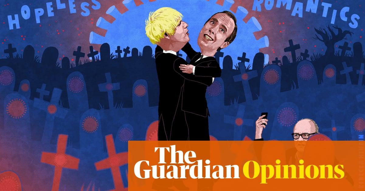 Rebecca Hendin on 'totally hopeless' Matt Hancock — cartoon
