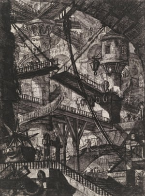 The Drawbridge (Plate VII of the Second Edition, Second Issue, of 