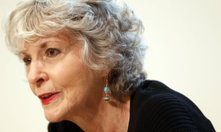 Bestselling author Sue Grafton, who received numerous awards for her novels.
