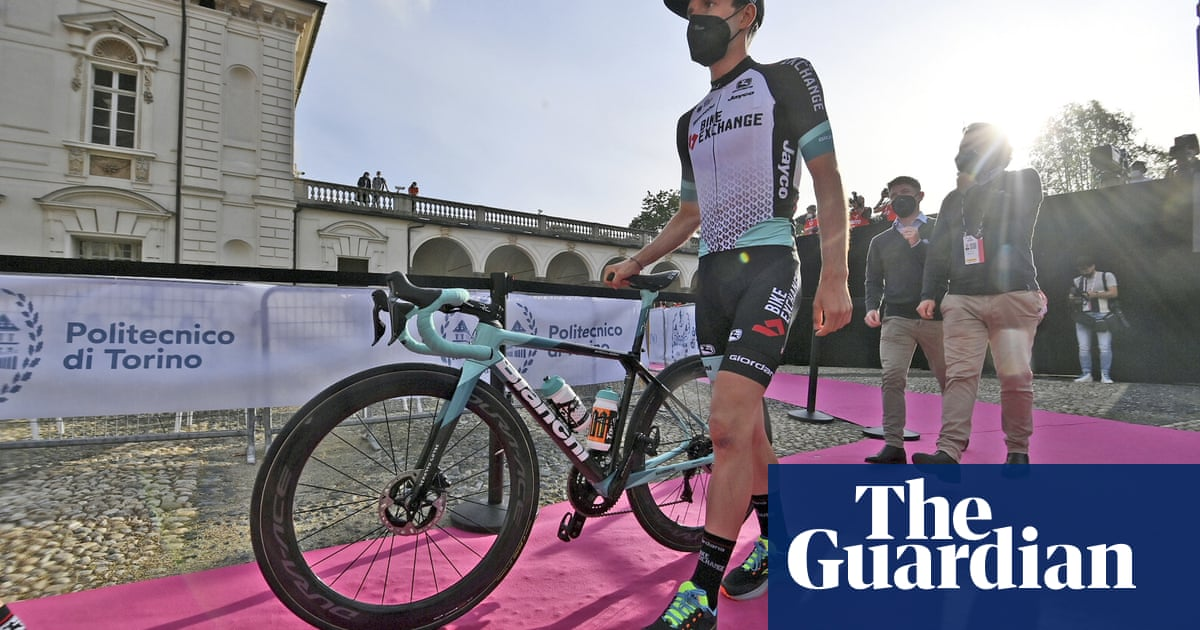 Giro d'Italia 2021: Simon Yates favourite but road to victory far from smooth | William Fotheringham