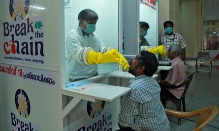 test centre in ErnakulamKerala