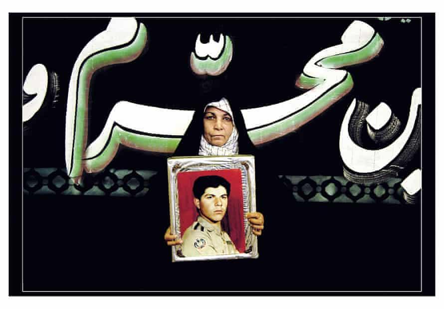 Newsha Tavakolian - Mothers of Martyrs
