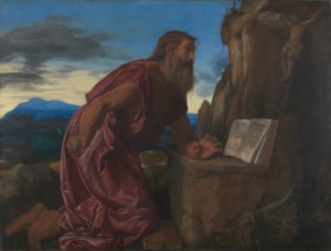 St Jerome, by Giovanni Girolamo Savoldo