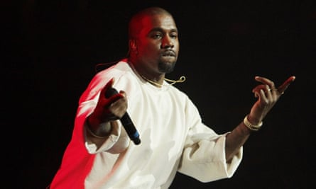 Part of a long and rich tradition of its stars nurturing other MCs ... Kanye West.
