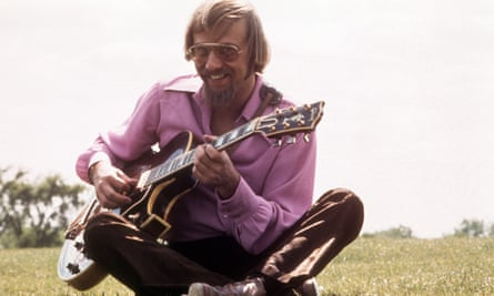 'You couldn't write that feeling we had on paper' ... Funk Brothers guitarist Dennis Coffey pictured in 1970.