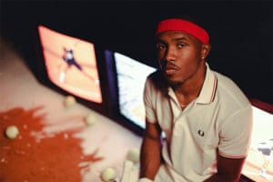 Breaking the R&B rules ... Frank Ocean.