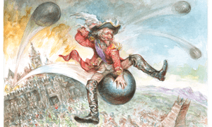 The Extraordinary Adventures of Baron Munchausen game