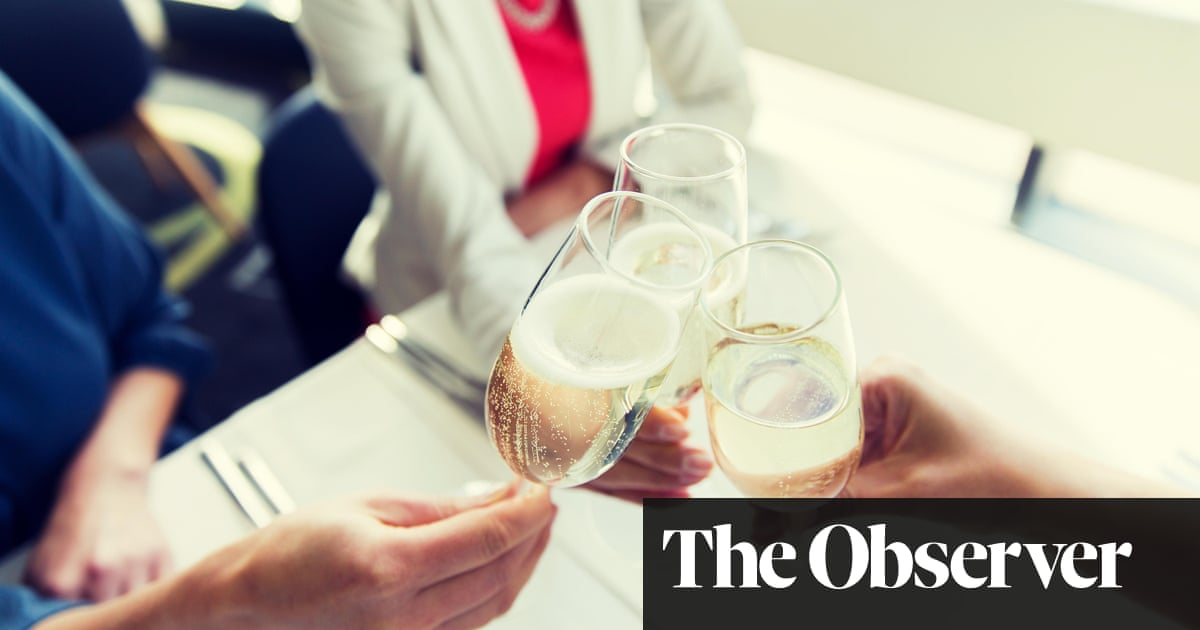 Sparkling wines for summer