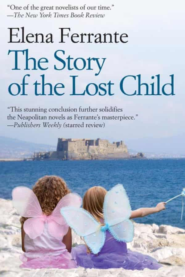 Story of the Lost Child Elena Ferrante